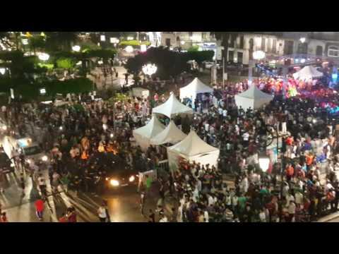 FIANSO à Alger le GROS BORDEL !!!!!