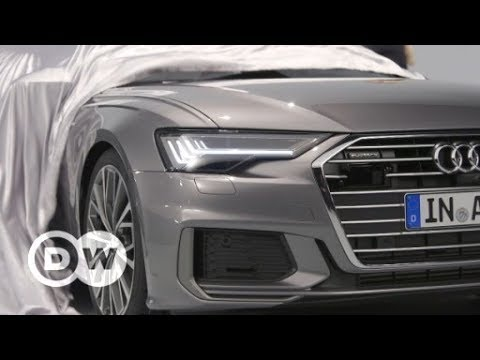 The new Audi A6 | DW English