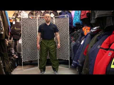 Видеообзор демисезонного костюма Norfin Shell