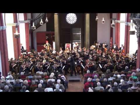 Kamiak High School Symphony Orchestra Brandenburg Dom Concert April 9, 2017