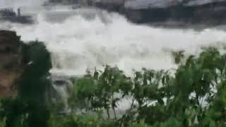 Sultangarh Gwalior waterfall accident