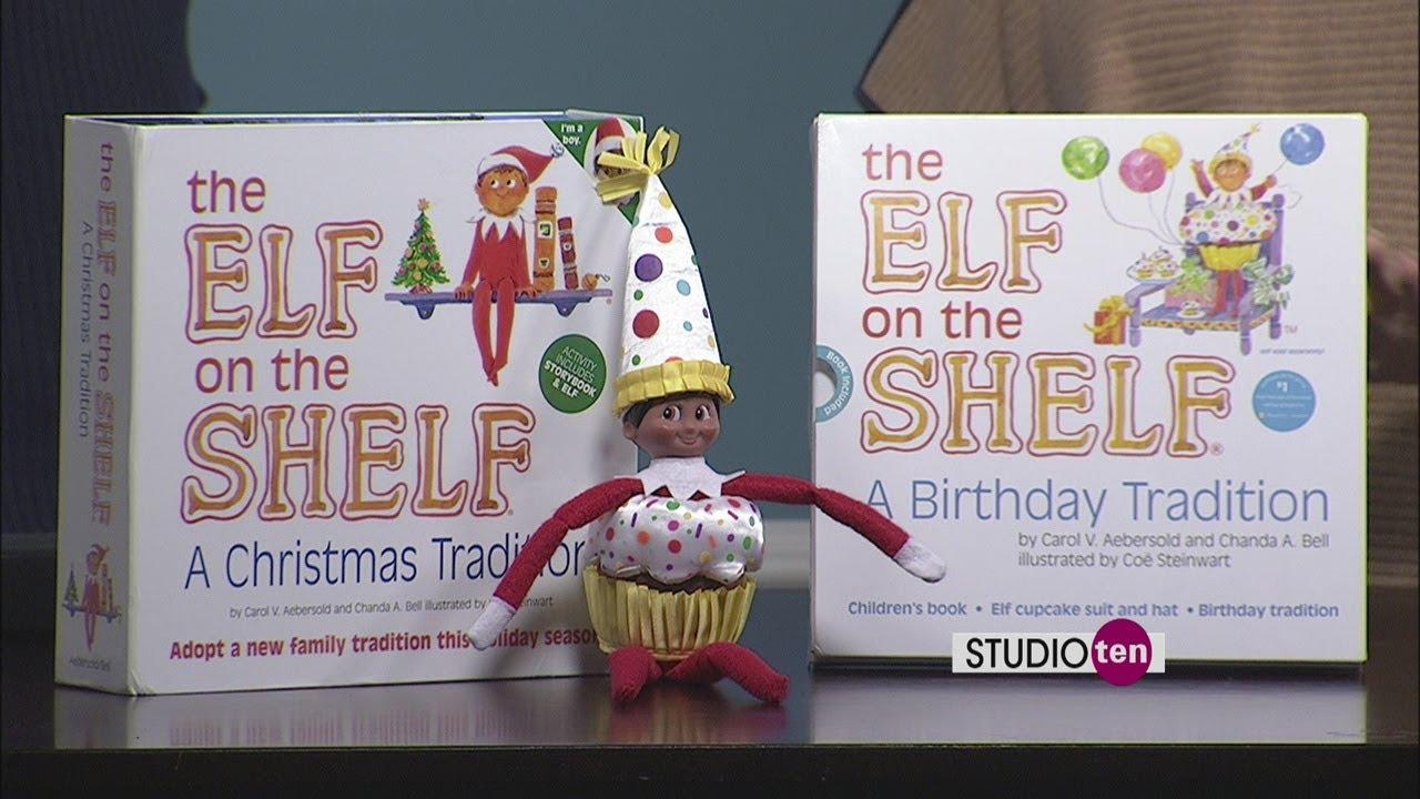 elf on the shelf birthday Studio10: Elf on the Shelf A birthday tradition   YouTube elf on the shelf birthday