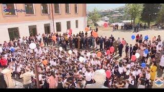 Ստեփանակերտի Հ.Թումանյանի անվան թիվ 9 դպրոցի վերաբացման հանդիսավոր արարողություն