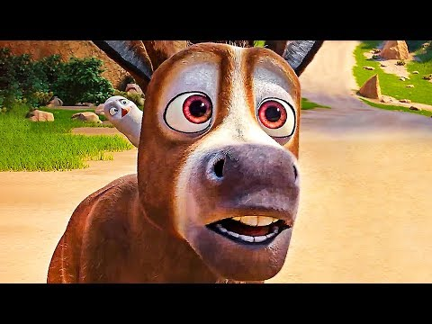 THE STАR Trailer (2017) Animated Christmas Movie HD