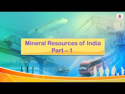 Mineral Resources of India | Social Studies For Grade 4 Kids | Periwinkle