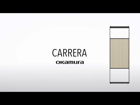 軽量移動間仕切「Carrera(キャレラ)」リニューアル発売