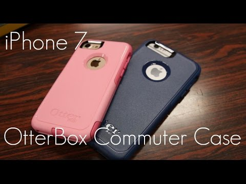 OtterBox Commuter Case - iPhone 7   7 Plus - Initial Review   Demo ... 4820e54c4