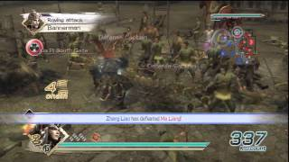 Dynasty Warriors 6 Lu Bu Playthrough 1