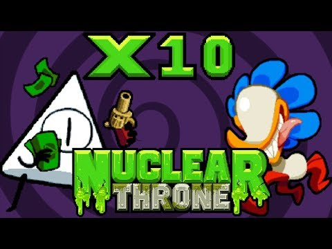 Actual Insanity - Nuclear Throne Together [X10 MOD]