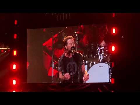 Better Man  A • Pearl Jam Wrigley Field Chicago 8182018