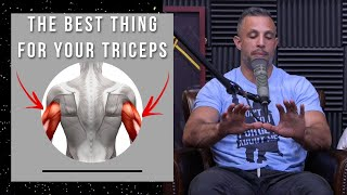 The Best Way t๐ Build Triceps