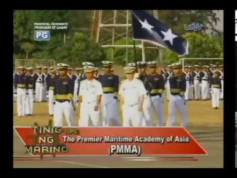 The Premier Maritime Academy of Asia - Part 1