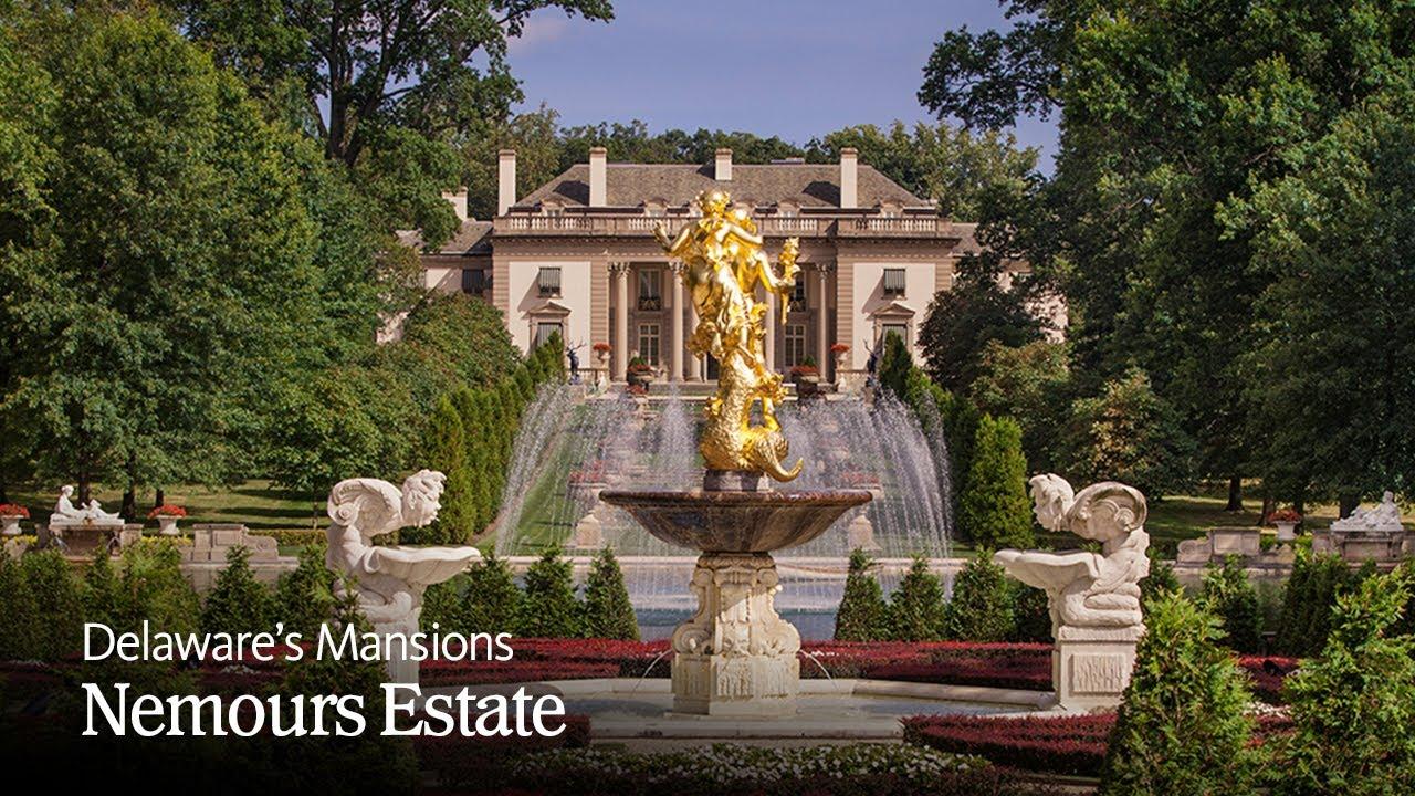 Download Delaware's Mansions: Nemours Estate