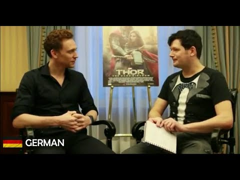 Avengers Cast Speaking Different Languages || Feat. Robert Downey Jr., Tom Hiddleston, etc.