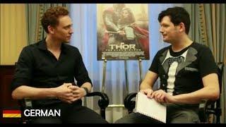 Avengers Cast Speaking Different Languages || Feat. Robert Downey Jr., Tom Hiddleston, etc.