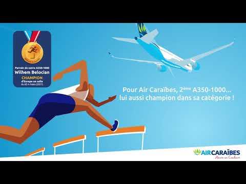 Arrivée de notre 2ème A350-1000 !