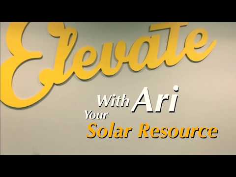 "What is ""Arizona Solar Resource"" Channel All About?"