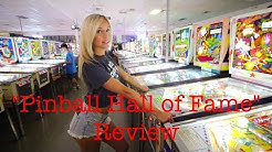 PINBALL HALL OF FAME REVIEW, LAS VEGAS ATTRACTIONS