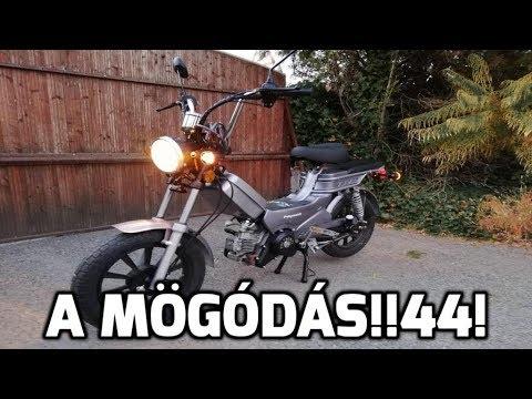 """A MOTOROS-ÜGY """"VÉGE"""""""