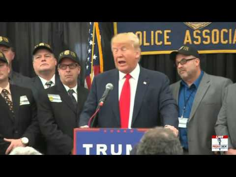 Donald Trump FULL Press Conference Staten Island, NY 4 17 16