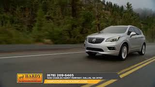 2018 Buick Envision Dallas GA | Buick Dealer Dallas GA