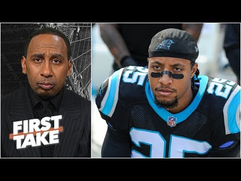 Eric Reid being drug tested 7 times by NFL 'so predictable it's laughable' – Stephen A. | First Take