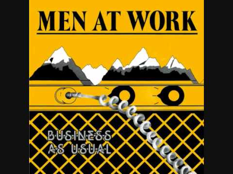 Men At Work - Down By The Sea (1982)