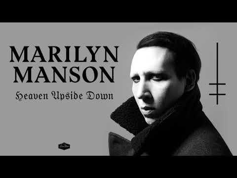Marilyn Manson - Heaven Upside Down (full album)
