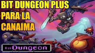 tutorial como descargar bit dungeon plus para canaima