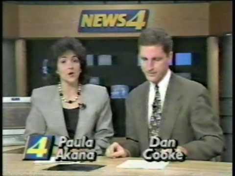 KITV NEWS 4 HAWAII MONTAGE - 1992