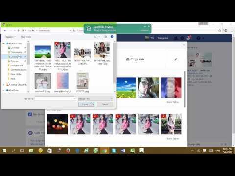 Cách thay đổi ảnh đại diện và ảnh bìa Facebook