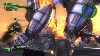 Multiplayer Shinanigans: Earth Defense Force 4.1 The Shadow of New Despair (Part 17)