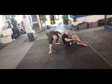Rolling in grappling class - February 4, 2020