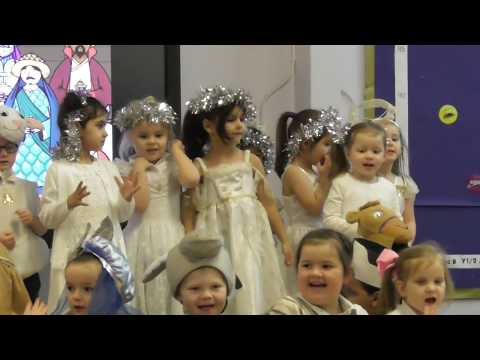 EYFS (AM) Christmas Performance 2017