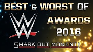 Best & Worst of WWE 2016 Smark Out Moment Awards (Part 4 of 6 - On-Air Personality Awards)