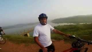 Cycling kanakapura road behind Koday's