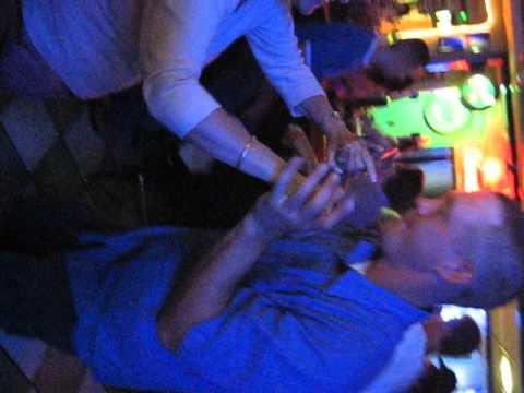 Family Fun at Baltimore Karaoke Bar