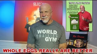 Eggs in the Golden Era of Bodybuilding