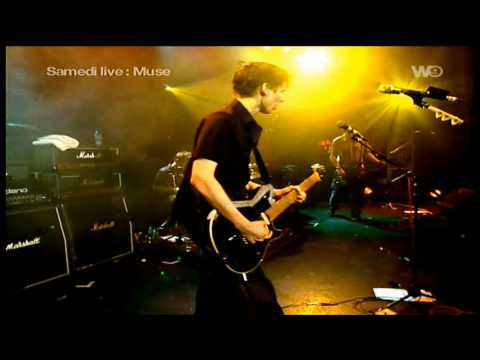 Muse - Muscle Museum live @ London Astoria 2000 [HD]