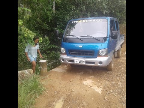 EARLY MORNING RESCUE OUR BIG BLUE  ABANDON NEW TRUCK PART 1 EXPAT PHILIPPINES