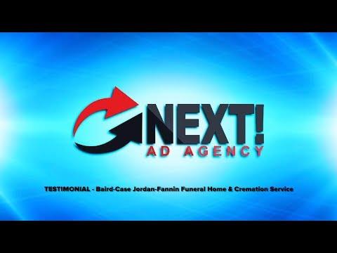 Next Testimonial | Baird-Case Jordan-Fannin Funeral Home & Cremation Service