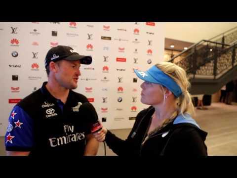 LVACWS Fukuoka - Interviews after the practice racing