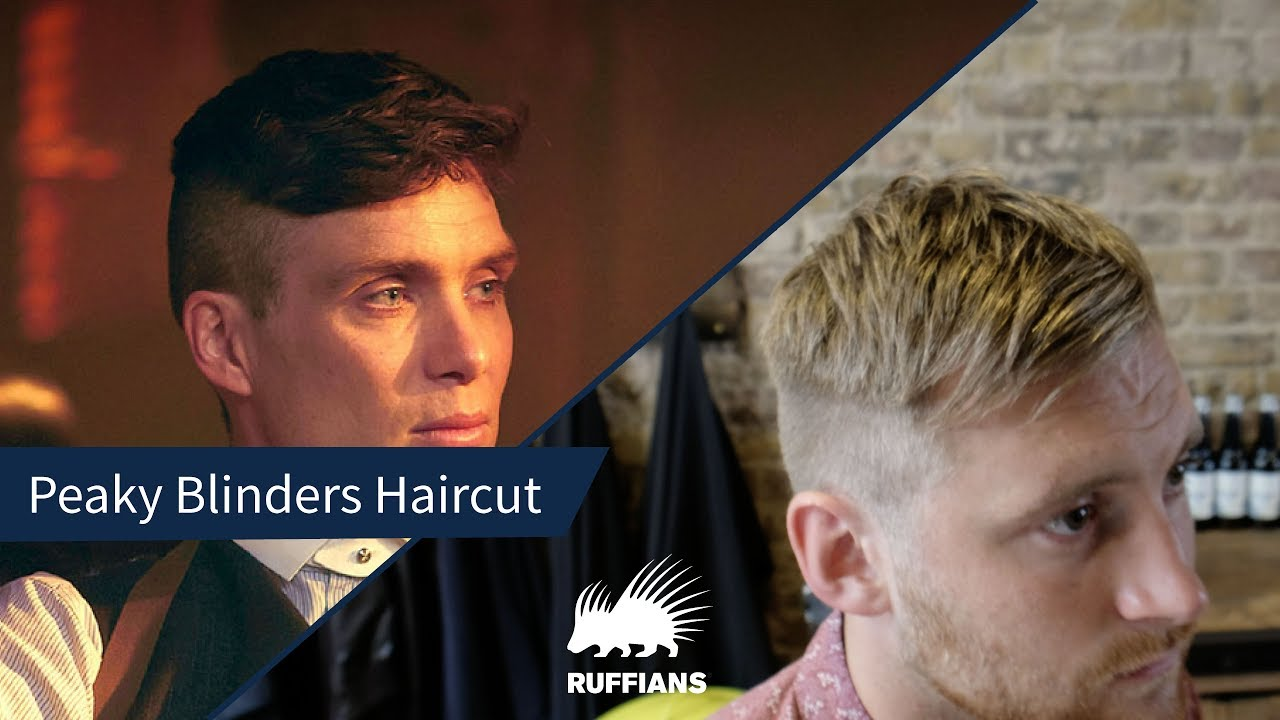 Peaky Blinders Haircut Ruffians Barbers Youtube