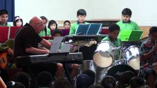 Mt Roskill PRIMARY School Band 2012-April ..Good, bad, and the Ugly