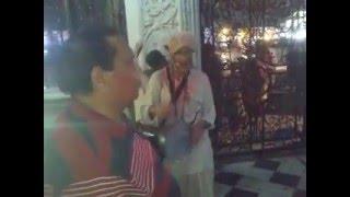 Chanting with Ananta Nitai Prabhu in Vrindavan