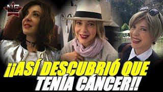 Así descubrió Edith González que tenía cáncer.
