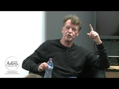 John Noble Full Talk