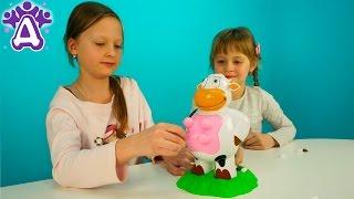 Игры для детей Корова Silly Moo. Видео для детей.Games for kids Cow Silly Moo. Videos for children.