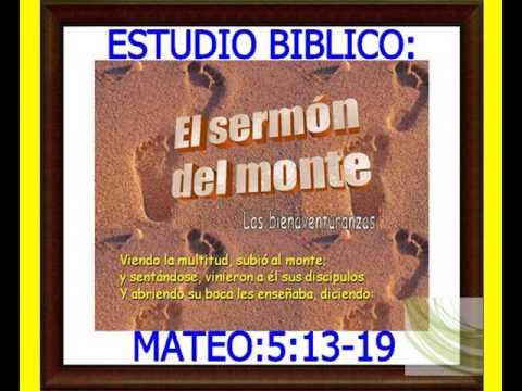 Estudio del sermon del monte pdf