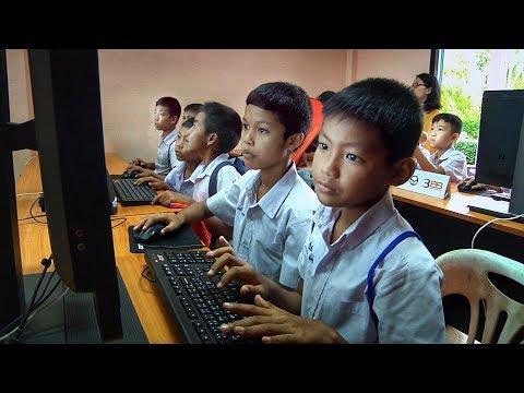 3BB CSR - โครงการบรอดแบนด์อินเทอร์เน็ต เพื่อการศึกษาฟรีจังหวัดพังงา ภูเก็ต